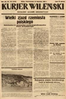 Kurjer Wileński : niezależny dziennik demokratyczny. 1936, nr108