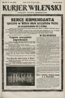 Kurjer Wileński : niezależny dziennik demokratyczny. 1935, nr131