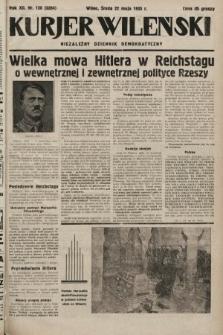 Kurjer Wileński : niezależny dziennik demokratyczny. 1935, nr138