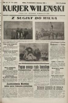 Kurjer Wileński : niezależny dziennik demokratyczny. 1935, nr150
