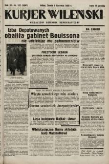Kurjer Wileński : niezależny dziennik demokratyczny. 1935, nr152