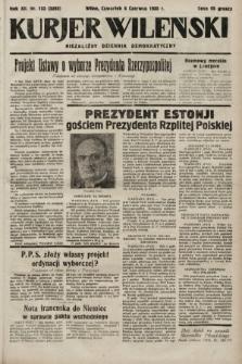 Kurjer Wileński : niezależny dziennik demokratyczny. 1935, nr153
