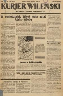 Kurjer Wileński : niezależny dziennik demokratyczny. 1936, nr119