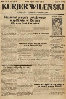Kurjer Wileński : niezależny dziennik demokratyczny. 1936, nr126