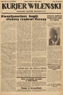 Kurjer Wileński : niezależny dziennik demokratyczny. 1936, nr127