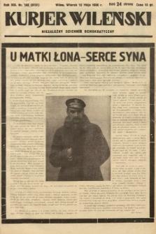 Kurjer Wileński : niezależny dziennik demokratyczny. 1936, nr130