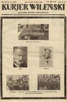 Kurjer Wileński : niezależny dziennik demokratyczny. 1936, nr131