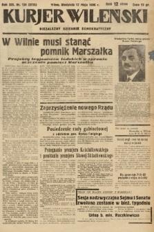 Kurjer Wileński : niezależny dziennik demokratyczny. 1936, nr135