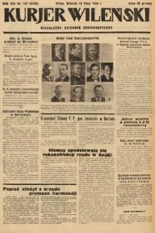 Kurjer Wileński : niezależny dziennik demokratyczny. 1936, nr137