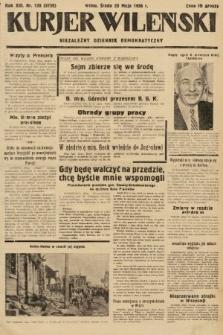 Kurjer Wileński : niezależny dziennik demokratyczny. 1936, nr138