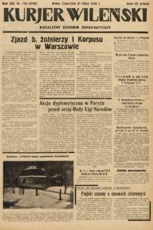 Kurjer Wileński : niezależny dziennik demokratyczny. 1936, nr139