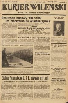 Kurjer Wileński : niezależny dziennik demokratyczny. 1936, nr142