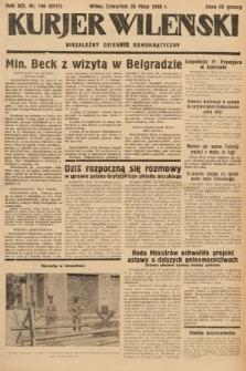 Kurjer Wileński : niezależny dziennik demokratyczny. 1936, nr146