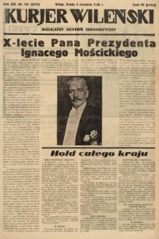 Kurjer Wileński : niezależny dziennik demokratyczny. 1936, nr151