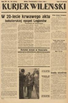 Kurjer Wileński. 1936, nr183