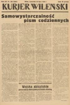 Kurjer Wileński. 1936, nr200