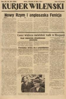 Kurjer Wileński. 1936, nr205