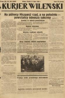 Kurjer Wileński. 1936, nr208