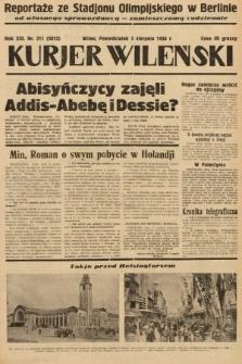 Kurjer Wileński. 1936, nr211