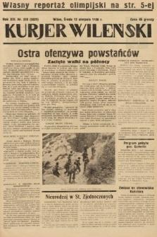 Kurjer Wileński. 1936, nr220