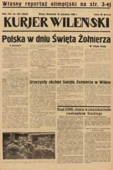 Kurjer Wileński. 1936, nr224