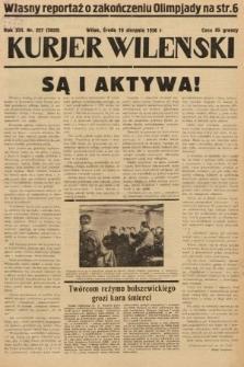 Kurjer Wileński. 1936, nr227