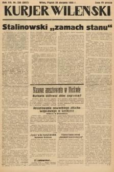 Kurjer Wileński. 1936, nr236