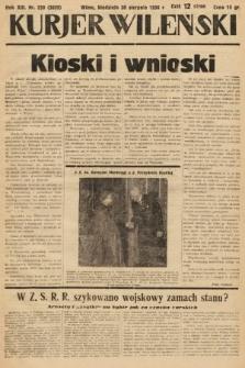 Kurjer Wileński. 1936, nr238