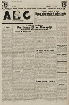 ABC : pismo codzienne : informuje wszystkich o wszystkiem. 1934, nr281