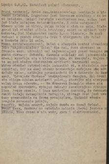 Serwis. 1943,sierpień