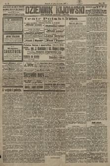 Dziennik Kijowski : pismo społeczne, polityczne i literackie. 1917, nr14