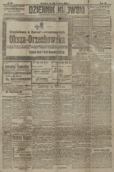 Dziennik Kijowski : pismo społeczne, polityczne i literackie. 1917, nr98