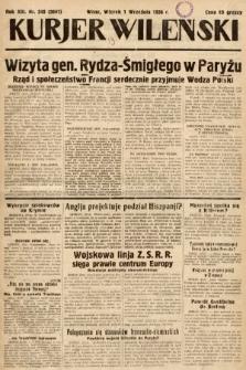 Kurjer Wileński. 1936, nr240