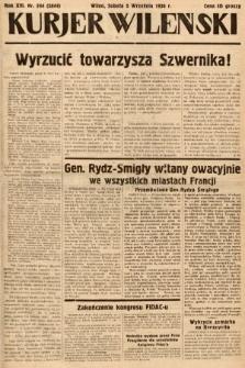 Kurjer Wileński. 1936, nr244
