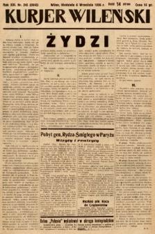 Kurjer Wileński. 1936, nr245