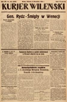 Kurjer Wileński. 1936, nr246