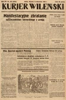 Kurjer Wileński. 1936, nr253