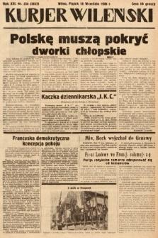 Kurjer Wileński. 1936, nr256