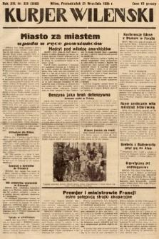 Kurjer Wileński. 1936, nr259