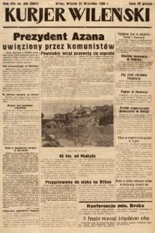 Kurjer Wileński. 1936, nr260