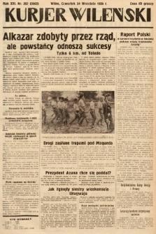Kurjer Wileński. 1936, nr262