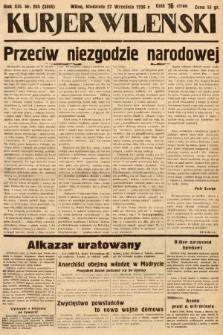 Kurjer Wileński. 1936, nr265
