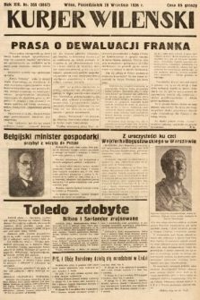 Kurjer Wileński. 1936, nr266