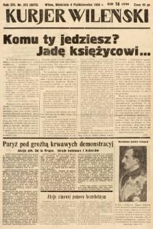 Kurjer Wileński. 1936, nr272