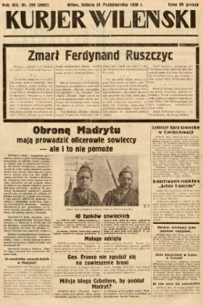 Kurjer Wileński. 1936, nr299