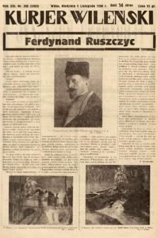 Kurjer Wileński. 1936, nr300