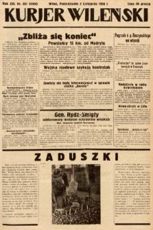 Kurjer Wileński. 1936, nr301