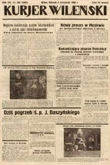 Kurjer Wileński. 1936, nr302