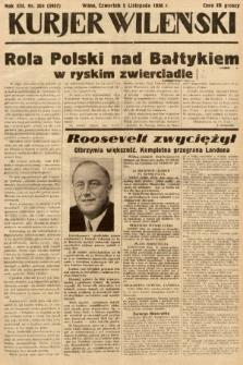 Kurjer Wileński. 1936, nr304