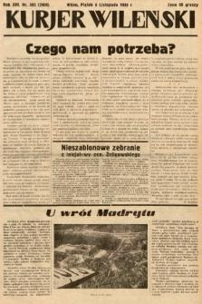 Kurjer Wileński. 1936, nr305